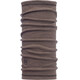Buff 3/4 Wool Tube Solid Walnut Brown